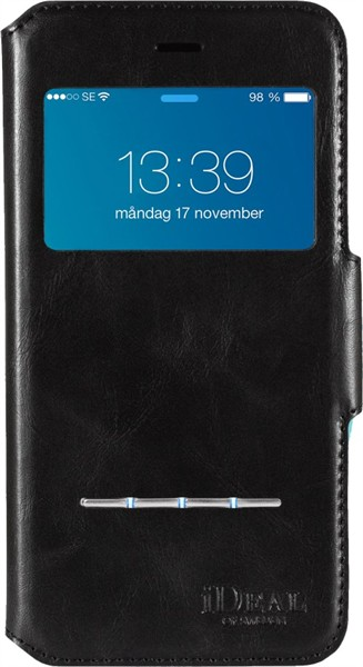 iDeal of Sweden Swipe Wallet Iphone 6/6S/7/8 Plus Black