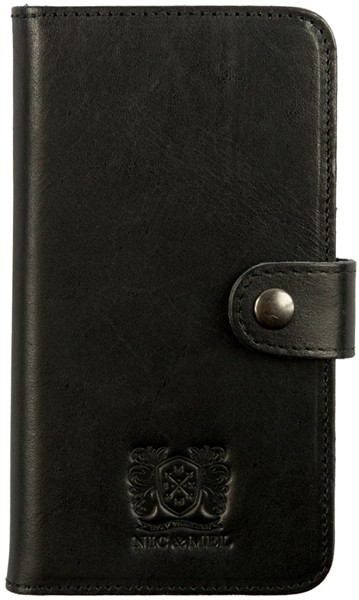 Nic & Mel Andrew Bookcase Iphone 6/7/8 Black