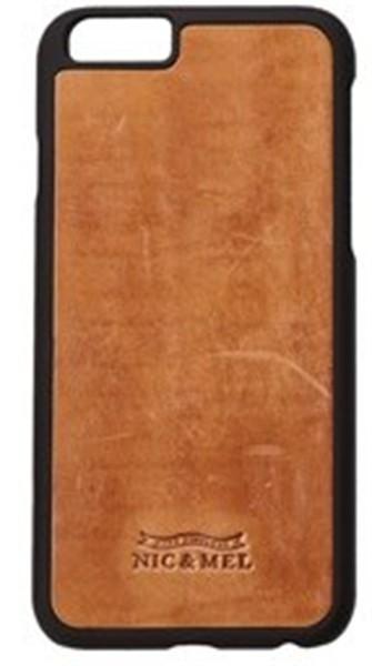 Nic & Mel Charles Hardcase Iphone 6/6S Cognac
