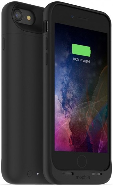 Mophie Juice Pack Air Iphone 7 Black 2525mAh