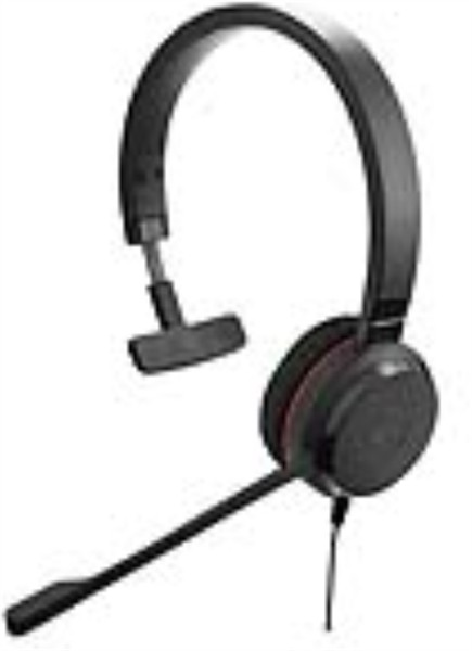 JABRA Evolve 30 Hs Mono 3,5mm