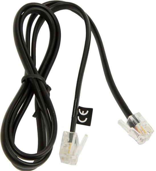 JABRA Converter RJ9 - RJ6 Cable