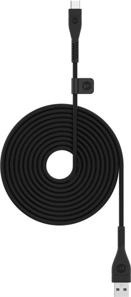 Mophie Pro Usb 2.0 A-C Cable 2M Black
