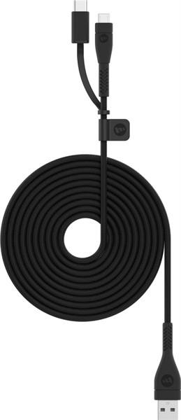 Mophie Pro Usb 2.0 A-C Micro 2M Black