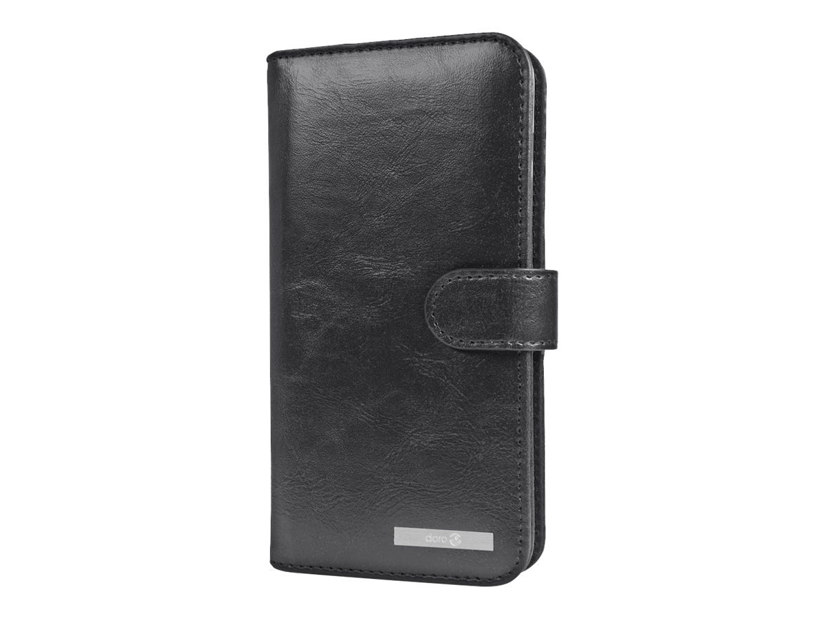 Doro Wallet Case 8040, black