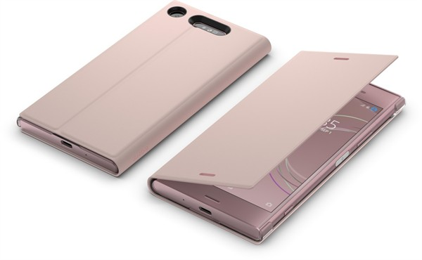 Sony Cover Stand Xperia XZ1 Pink