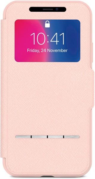 Moshi Sensecover Iphone X/XS Luna Pink
