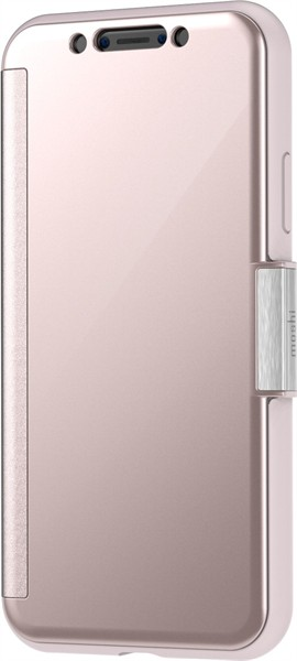 Moshi Stealthcover Iphone X/XS Champagne Pink