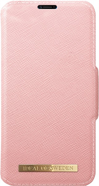 iDeal of Sweden Fashion Wallet Iphone X Pink