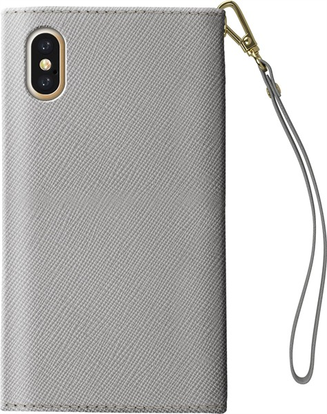 iDeal of Sweden Mayfair Clutch Iphone X/XS Light Grey