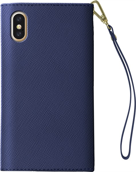 iDeal of Sweden Mayfair Clutch Iphone X Navy