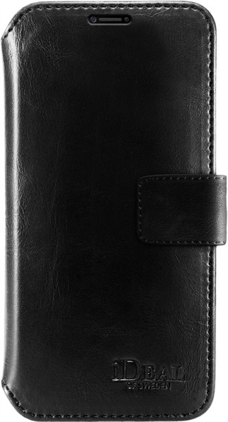 iDeal of Sweden Sthlm Wallet Iphone X/XS Black