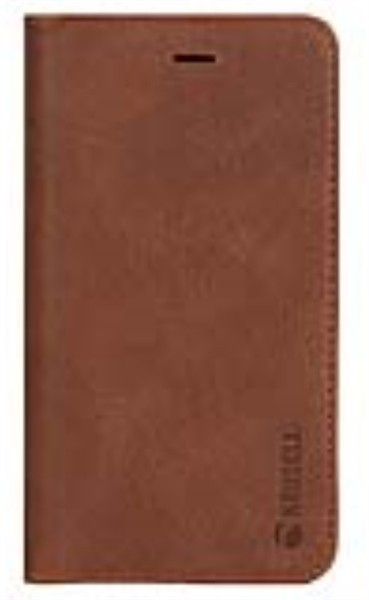 Krusell Sunne Foliowallet Iphone X/XS Brown