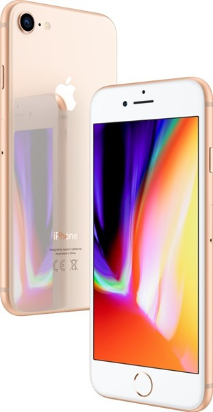 Apple iPhone 8 64Gb Gold Olåst