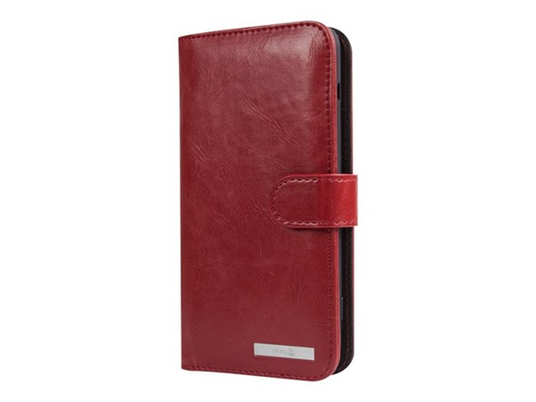 Doro Wallet Case 8035, red