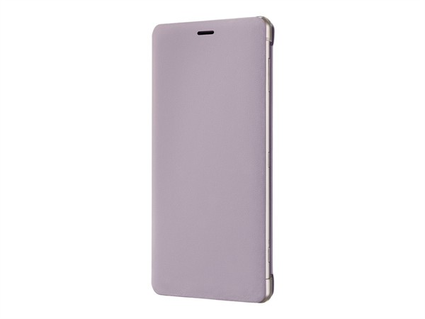 SONY Style Cover Stand SCSH40 Xperia XZ2 Pink