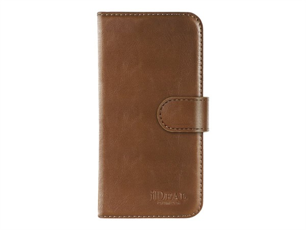 iDeal of Sweden Ideal Magnet Wallet+ Samsung Galaxy S9 Plus  Brown