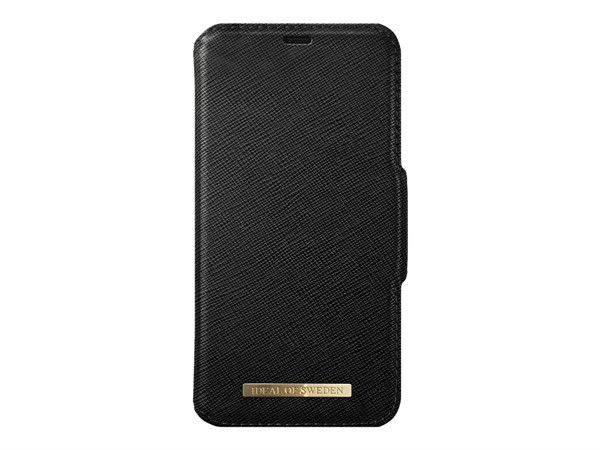 iDeal of Sweden Ideal Fashion Wallet Samsung Galaxy S9 Plus Black