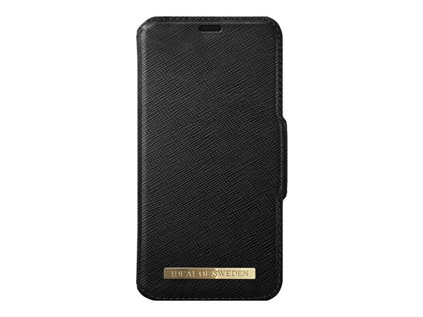iDeal of Sweden Ideal Fashion Wallet Samsung Galaxy S9 Black