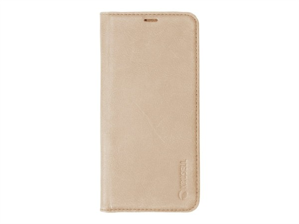 Krusell Sunne 2 Card Foliowallet Samsung Galaxy S9 Nude