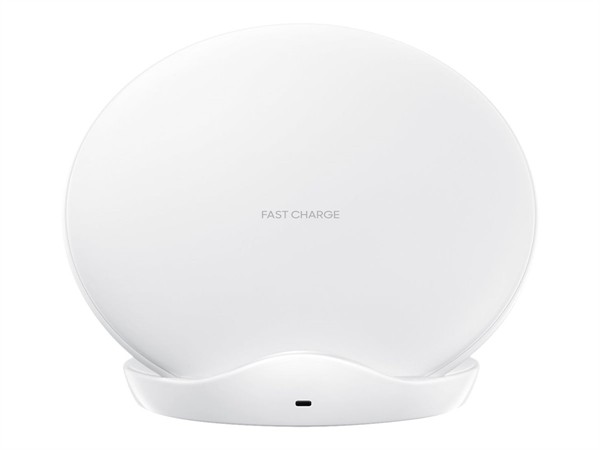 Samsung Wireless Charger Standing 2018 With Usb-C Power White