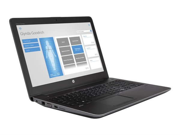 HP ZBook G4 15,6