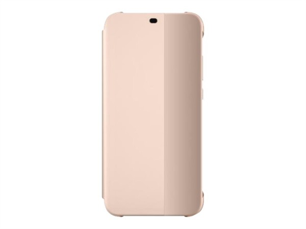 Huawei Flip Cover P20 Lite Pink