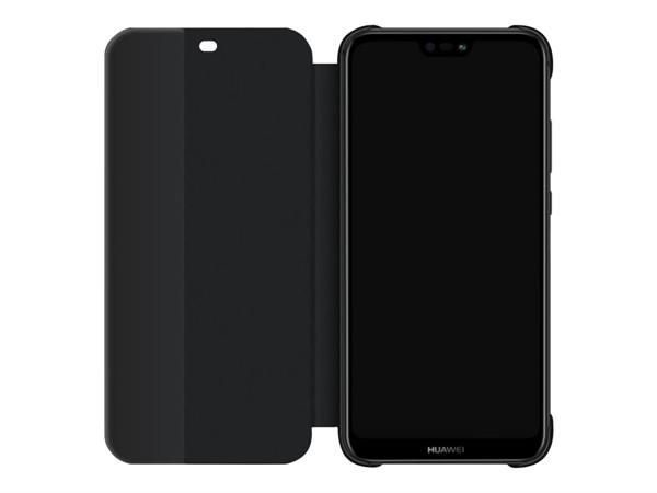 Huawei Flip Cover P20 Lite Black