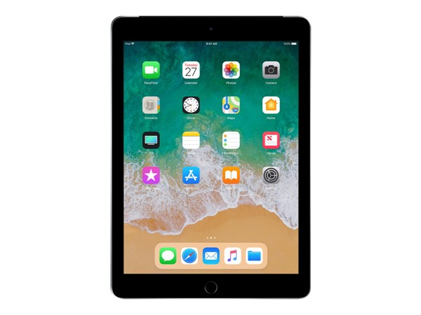 Apple iPad (2018) Wi-Fi + Cellular 128GB - Space Grey