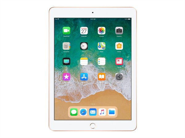 Apple iPad (2018) Wi-Fi + Cellular 128GB - Gold