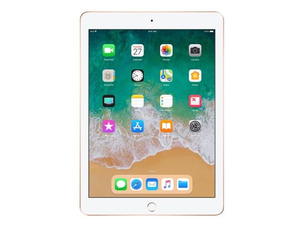 Apple iPad (2018) Wi-Fi + Cellular 128GB - Gold