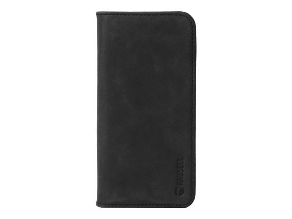 Krusell Sunne 4 Card Foliowallet Huawei P20 Vintage Black