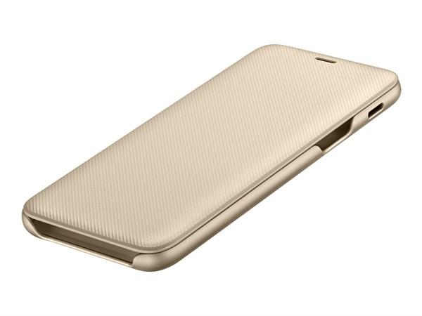 Samsung Wallet Cover Galaxy A6 Gold EF-WA600CFEGWW