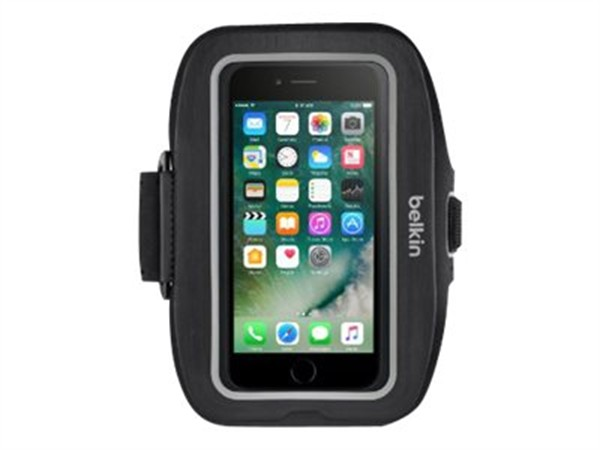 Belkin Iphone 7 Plus/8 Plus Armband Sportfit Plus Black