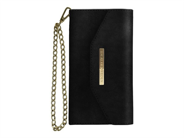 iDeal of Sweden Ideal Mayfair Clutch Velvet Iphone 6/6S/7/8 Black