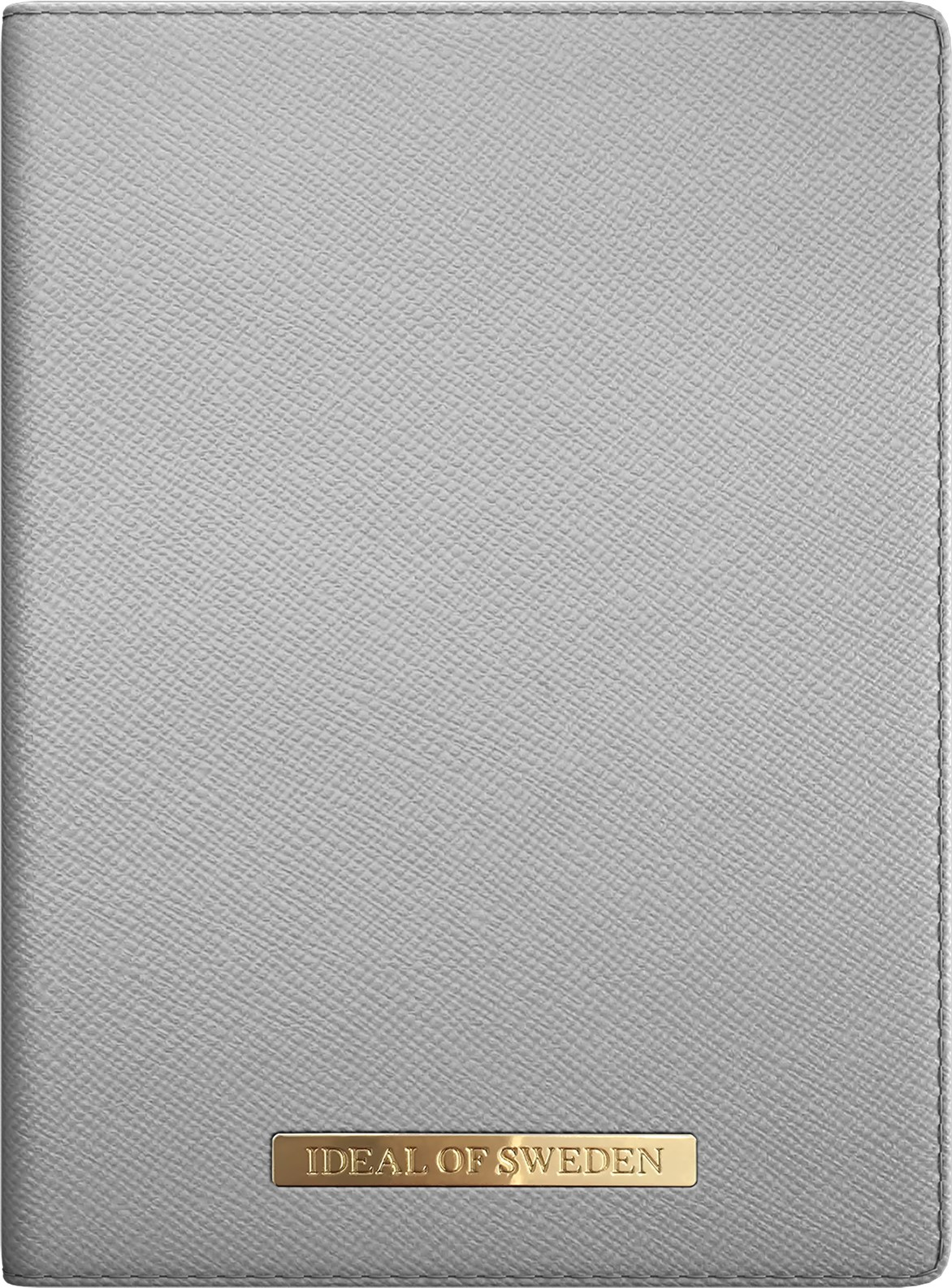 iDeal of Sweden Ideal Passport Cover Grey