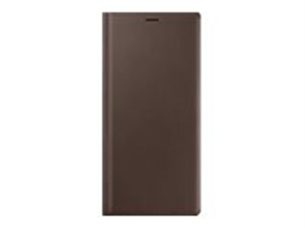 Samsung Leather View Cover Note 9 Brown EF-WN960LAEGWW