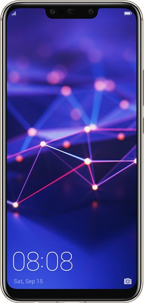 Huawei Mate 20 Lite Dual Sim Platinum Gold