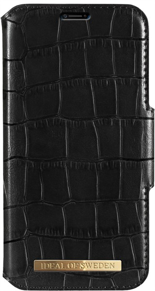 iDeal of Sweden Ideal Capri Wallet Iphone XR Black