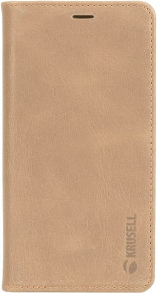 Krusell Sunne 4 Card Foliowallet Iphone XR Nude
