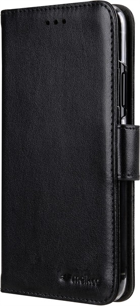 Melkco Walletcase Iphone XR Black