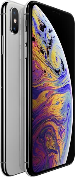 Apple iPhone XS Max 64GB Silver Olåst