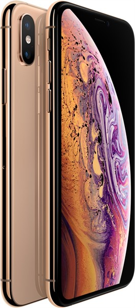 Apple iPhone XS 512GB Gold Olåst