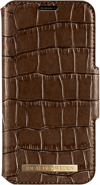 iDeal of Sweden Ideal Capri Wallet Iphone X Brown