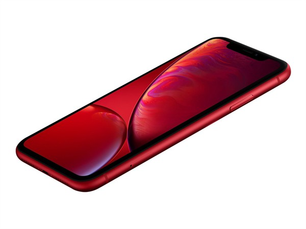 Apple iPhone XR 64GB Red Telia Olåst
