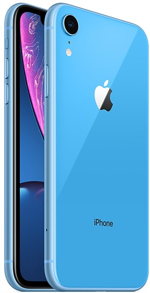 Apple Iphone XR 64Gb Blue Generic Olåst