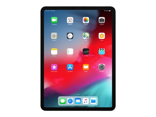 Apple 11-inch iPad Pro Wi-Fi + Cellular 512GB - Silver