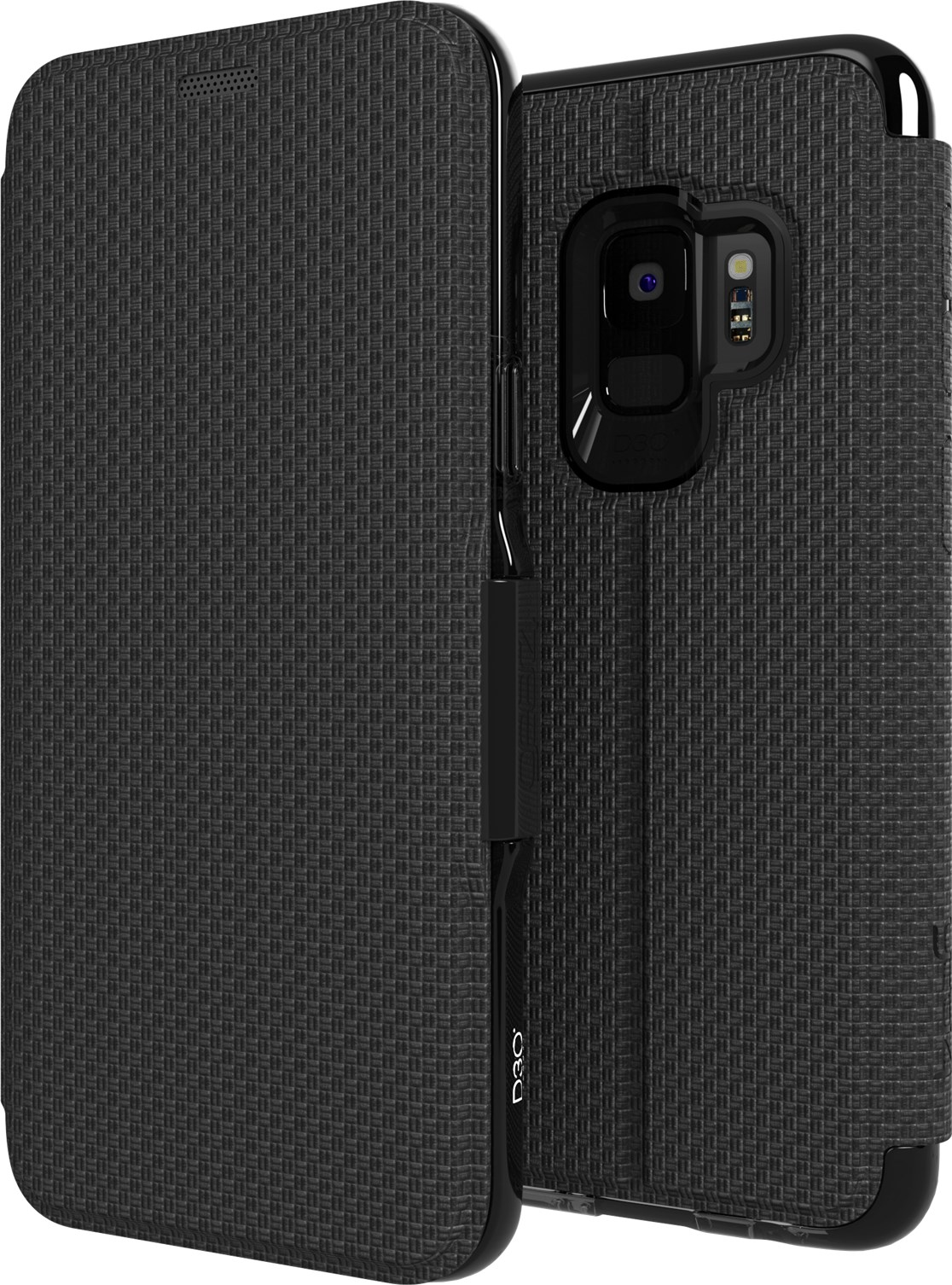 gear4 D3o Oxford Samsung Galaxy S9 Black