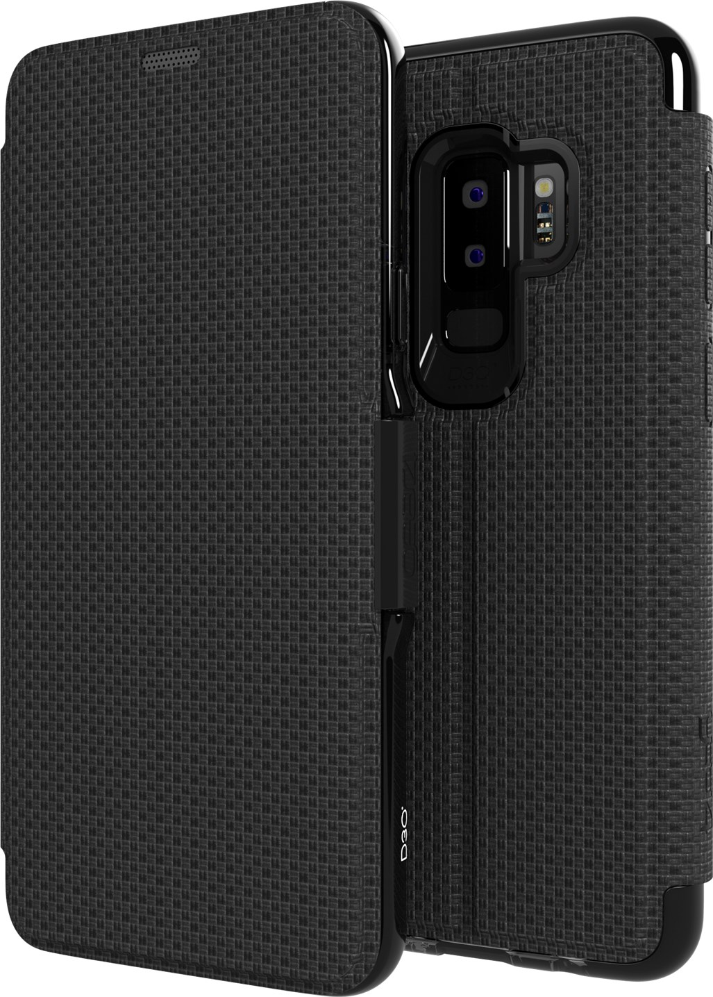 gear4 D3o Oxford Samsung Galaxy S9 Plus Black