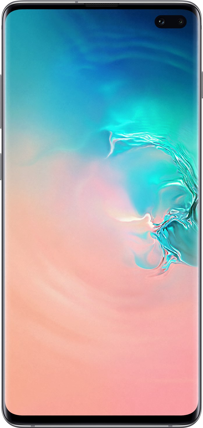 Samsung Galaxy S10 Plus G975 128GB Prism White